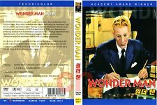 Wonder Man 1945  - UK Compatible  Danny Kaye, Virginia Mayo, Vera NEW SEALED