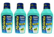 4 PACK Mylanta Max Strength Antacid Anti Gas Heartburn Classic 12oz 819903010289