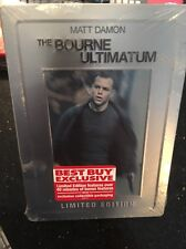 THE BOURNE ULTIMATUM STEELBOOK EDITION - BEST BUY EXCLUSIVE