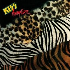 NEW Animalize by Kiss CD (Vinyl) Free P&H