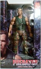 "JUNGLE PATROL DUTCH Predator 1/4 Scale 18"" inch Limited Edition Figure Neca 2013"
