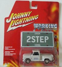 1964 CHEVY STEPSIDE PICKUP WORKING TRUCKS AND SUVS 1/64th SCALE JL