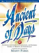Ancient of Days: 50 Favorites for Choir, Congregation, or Ensemble Usa-ExLibrary