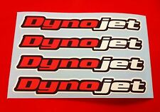 Dynojet Sticker 150mm JDM Track Car fairing Stickers Decal Stickers Bike Racing