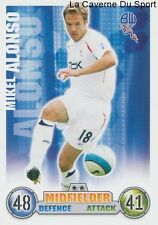 MIKEL ALONSO # ESPANA BOLTON WANDERERS CARD PREMIER LEAGUE 2008 TOPPS