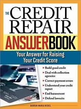 The Credit Repair Answer Book-ExLibrary