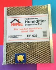 EP-036 Hamilton Evaporator Pad Model 10-HF Humidifier Correct Replacement