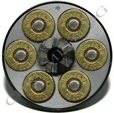 """2"""" Tow Hitch Receiver Cover Insert Plug for Most Truck & SUV - 45 Colt Revolver"""