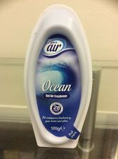 21 x Gel Air Freshener (7 PACKS OF 3) Ocean Fresh 120g
