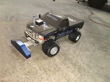 4x4 4wd rc pulling pull puller truck crawler scaler - everything but a remote in
