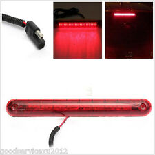New Plastic 24-LED Red Automobiles Third Brake Tail Light High Mount Stop Light