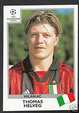Panini Football Sticker - UEFA Champions League 1999-00 - No 298 - AC Milan
