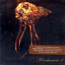 BASS COMMUNION - CONTINUUM II porcupine tree NEW & SEALED