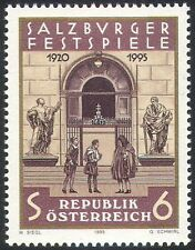 Austria 1995 Salzburg Festival/Opera/Music/Arts/Entertainment 1v (n42006)