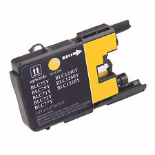 Compatible ink Cartridge for Brother LC17Y(Yellow)