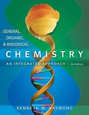 NEW - General, Organic and Biological Chemistry by Raymond, Kenneth W.