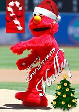 ELMO  Personalised Christmas Card!   FREE 1st Class Shipping!   CHRLAS16