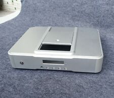 DIY CD player Aluminum case Enclosure chassis Slide Up Round Corner 430*80*330mm