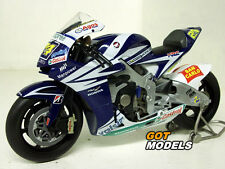 HONDA RC212V - 1/12 READY BUILT MOTORCYCLE MODEL- TONI ELIAS 2007