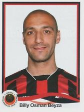 N°198 BILLY OSMAN BEYZA # TURKEY GLENCLERBIRLI STICKER PANINI SUPERLIG 2011