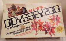 MAGNAVOX ODYSSEY 200 SYSTEM IN BOX  WORKING SER #60920636 AC46-2