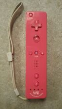 Original Nintendo Wii Motion Plus Inside Remote Controller Pink