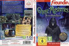 Ghost secretos: a True Ghost Story * hormiguero-juego * (PC, 2011, DVD-box)