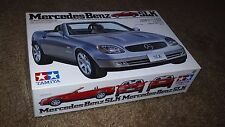 1/24 Tamiya Mercedes SLK kit #24189 Very Nice