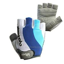 New Fashion Cycling Bike Bicycle GEL Shockproof Sports Half Finger Glove M-XXL