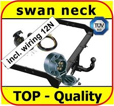 Towbar & Electric 12N Ford Galaxy 2000 to 2006 / swan neck Tow Bar