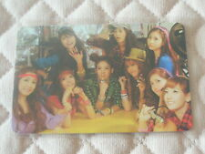 (ver. Group TYPE E) SNSD 2nd Album Oh! Photocard K-POP All Member OT9