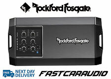 Rockford Fosgate Power T400X4AD - 4 Channel Ultra-Compact Class AD Amplifier