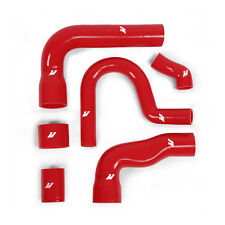 Mishimoto Silicone Turbo Hose Kit - Ford Focus RS Mk2 - Red