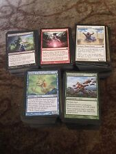 500 Bulk mtg magic the gathering common cards Job Lot