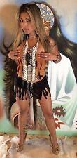 Indianerschmuck * Kostüm * Brustpanzer * Indianer Kette