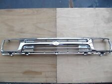 TOYOTA HILUX PICKUP 2WD 1992-95 FULLY CHROME GRILLE with CLIPS