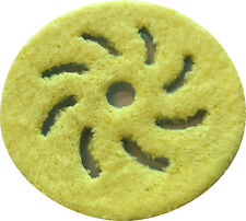 Rupes 5 Inch Yellow Microfiber Finishing Pad 9BF150XM