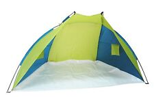 Yellowstone Beach Shelter With Closure Blue & Green