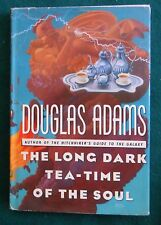 The Long Dark Tea-Time of the Soul by Douglas Adams (1988,Book Club Edition)