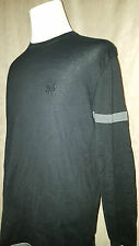 ARMANI JEANS Man's Lightweight Cotton Jumper Size: XL VERY GOOD Condition