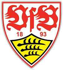 "VfB Stuttgart FC Germany Football Soccer Car Bumper Sticker Decal 4""X5"""