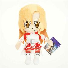"New S.A.O. Sword Art Online Yuuki Asuna Plush Soft Doll Toy Anime 30cm 11.8"""