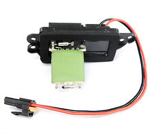 New HVAC Blower Motor Resistor for Chevy GMC Cadillac W/O Auto Temp Control