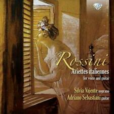 Vajente,Silvia - Ariettes Italiannes for Voice and Guitar - CD