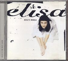 ELISA - Asile's world - CD 2000 1a EDIZIONE 2000 NEAR MINT CONDITION