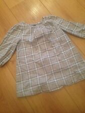 Gap checked robe 12-18 mois