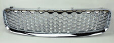 Audi TT MK1 99-06 RS Style Chrome Mesh Front Hood Bumper Grill