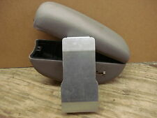 FIX YOUR FOLD DOWN BROKEN CENTER CONSOLE ARMREST LID CHEVY COLORADO CANYON