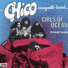 "CHICO MAGNETIC BAND ""GIRLS OF OCEAN"" ORIG FR 1972 HEAVY M-"