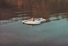 Miss Misty Hydroplane Model Boat Ship Plans, Templates, Instructions
